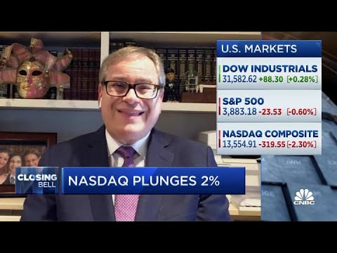 As bond yields rise, tech falls down: Citi's Tobias Levkovich