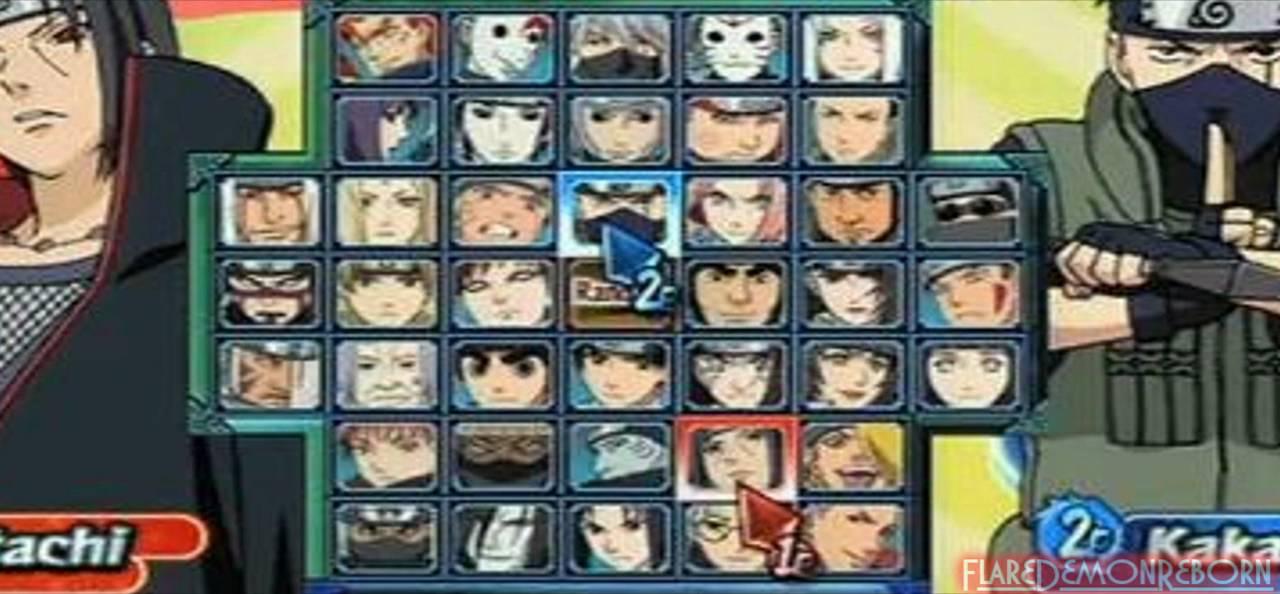 naruto shippuden clash of ninja revolution iii