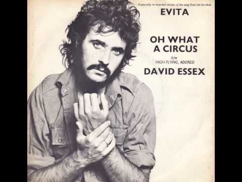 David Essex  Oh What A Circus