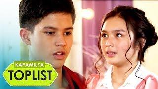 10 moments of Cassie and Kristoff's 'kilig' love story in Kadenang Ginto | Kapamilya Toplist
