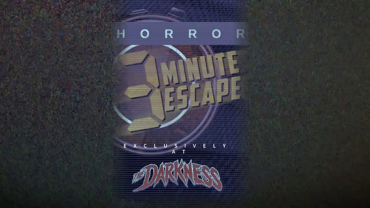 Horror Escape Room - Scary 3 Minutes Escape inside The Darkness
