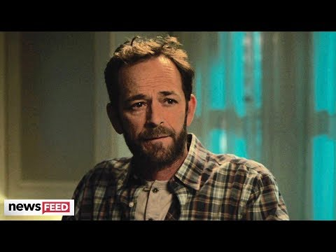Fans EMOTIONAL Over Luke Perry's FINAL Riverdale Episode