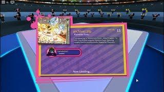 ROBLOX-RoBeats! [MMO-Rhythmusspiel] | Power Gear helfen Ihnen? ♪ Archiv:: Zip Level 15!