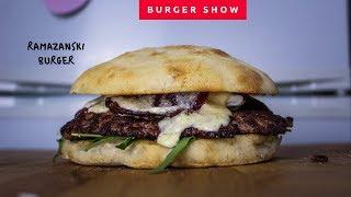 Ramazanski burger   The Burger Show