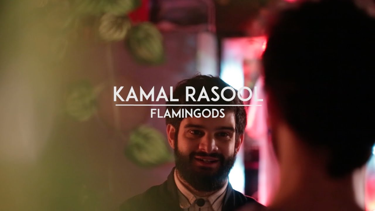 DeepWaves - Issue 002: Kamal Rasool (Flamingods)
