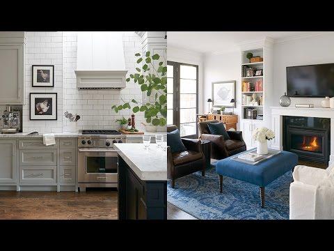 Interior Design –A Classic & Contemporary Family Home