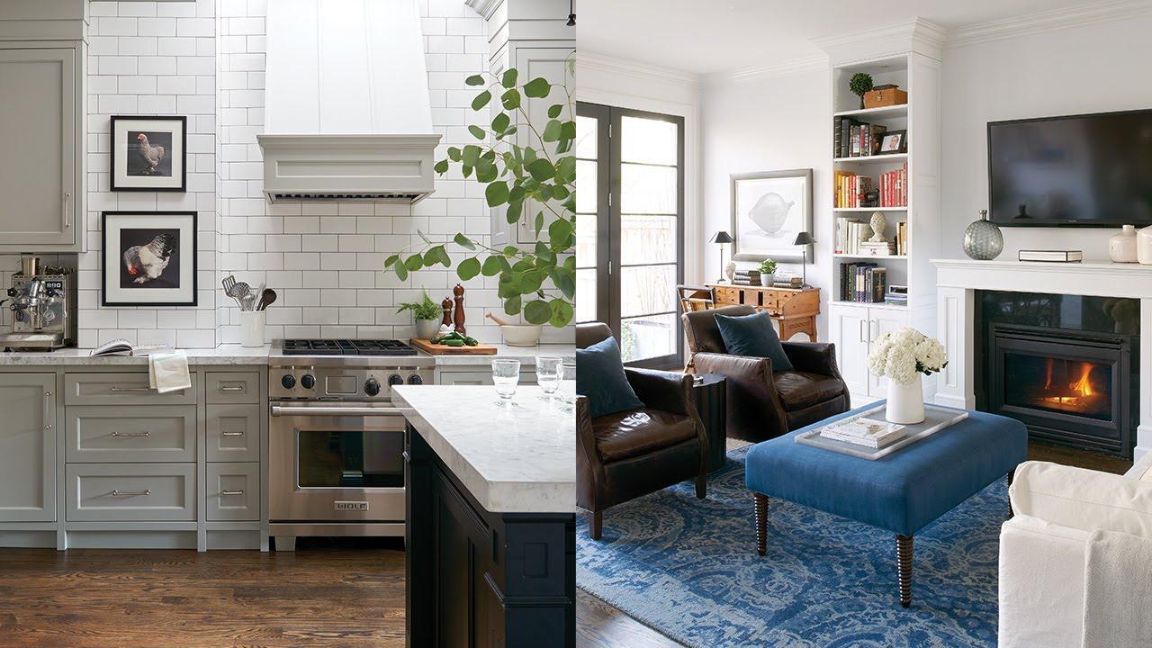 A Classic & Contemporary Family Home