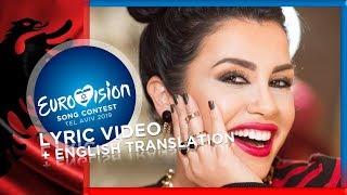 Jonida Maliqi - Ktheju tokës - Lyric Video with English Translation | Eurovision 2019 Albania