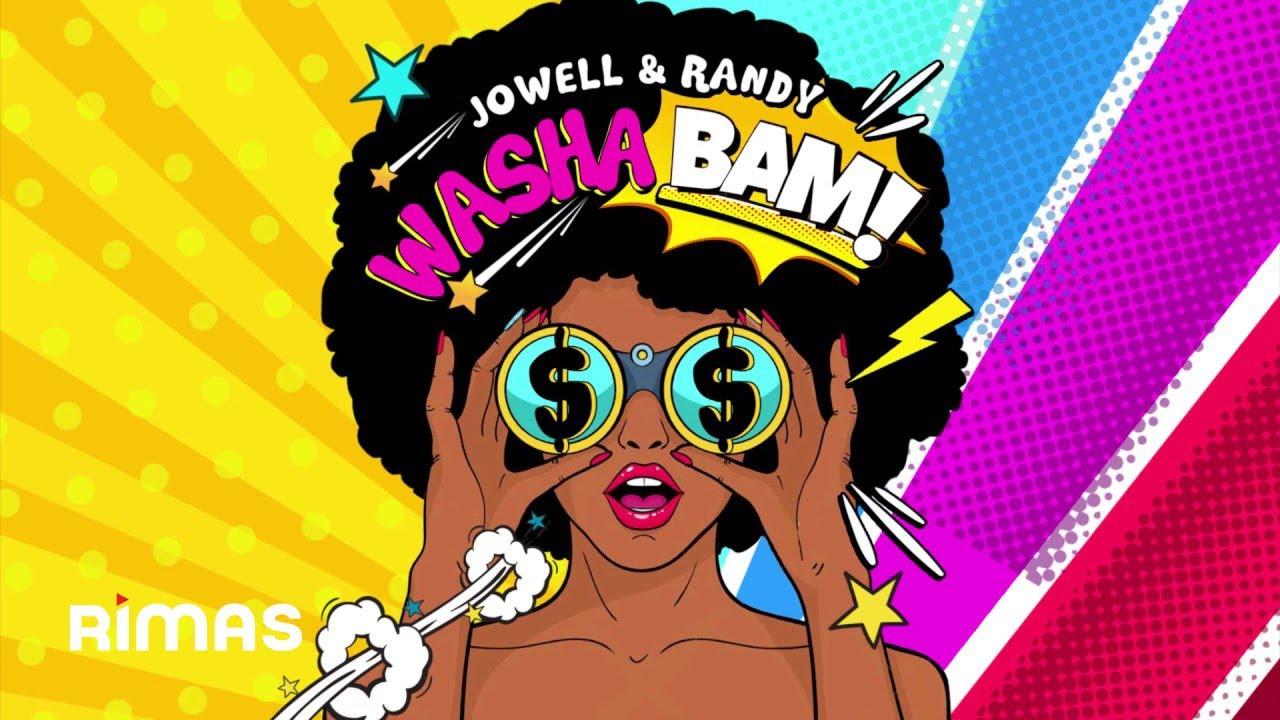 Resultado de imagen para Washa Bam - Jowell y Randy ( Video Lyric )