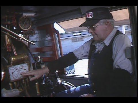 Running a Steam Locomotive SP# 2472 Pacific  Vol 2  Excerpt
