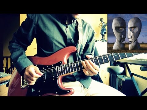 A Great Day for Freedom Cover: Solo - Pink Floyd by Santosh Kuppens