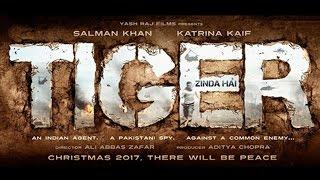Tiger Zinda Hai POSTER Out | Salman Khan, Katrina Kaif | Releases On Christmas 2017