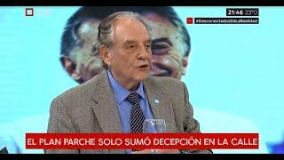 """17-04-2019 - Carlos Heller en C5N - Minuto Uno, con Gustavo Sylvestre - Plan """"Alivio"""" - #Inflación"""