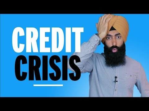 The Economy Is Due For A Debt Crash – Long Term Debt Cycle & Credit Crisis