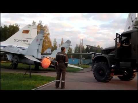 Перекатка Миг-29. Субботник