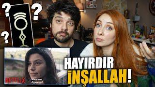 ATİYE: NETFLIX'in Yeni Türk Dizisisi! Fragman Tepkisi
