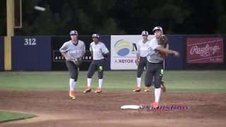 Watch the top ranked Infielders from the WEST team @PGAllAmerican 2015