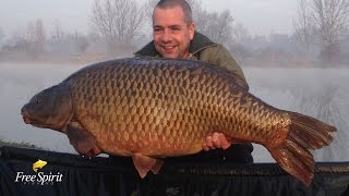 CARP FISHING - FREE SPIRIT FISHING IN ITALY (Part 1)