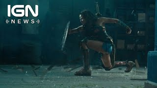 Wonder Woman is Going to be Very Popular this Halloween - IGN News