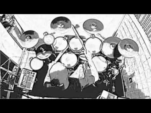 Hungry Like the Wolf - Duran Duran - V-Drum Cover - Drumless Track - Roland TD-20X