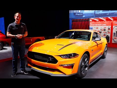 Why BUY the 2020 Mustang EcoBoost High Performance Package?