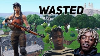 "Fortnite Montage - ""Wasted"" (Juice WRLD & Lil Uzi Vert)"