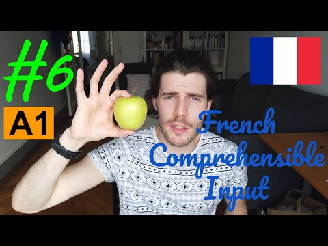 "Easy French 2020 🇫🇷 #6 ""Révision de 10 verbes"" (A1 level - beginner)"