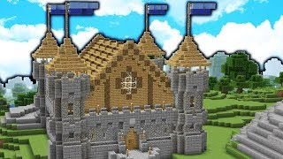 Living In The Wilderness!   Minecraft Factions