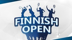 Lahtinen / Övermark vs Leydon-Davis / Manota (MD, Qualifier) - Finnish Open 2019