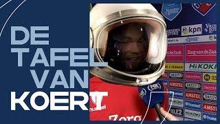 DE TAFEL VAN KOERT | Marsman is terug!