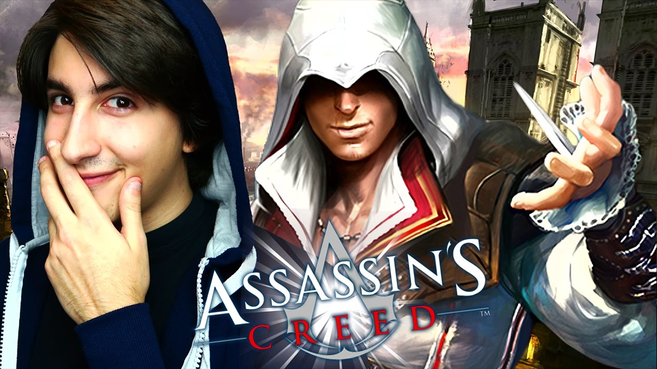 Ben noto IL MAESTRO ASSASSINO! LE ORIGINI DI EZIO! Assassin's Creed Ezio  TL39