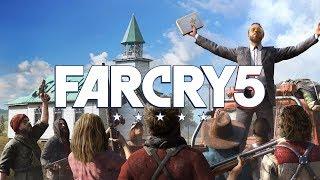 Far Cry 5 (13) Męska umiejętność