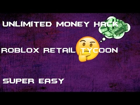 roblox retail tycoon how to get money tree