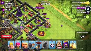Clash of Clans - Clanburg Truppen killen mal anders - OnlY GoD's