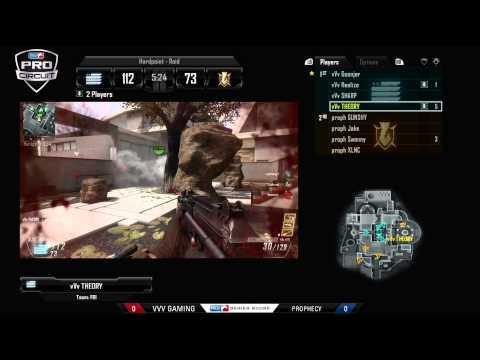 VVv Vs Prophecy - Game 1 - CWR1 - MLG Anaheim 2013