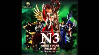 Ninety-Nine Nights Soundtrack - 09 - NINETY-NINE NIGHTS (N3) - The Defender of Truth