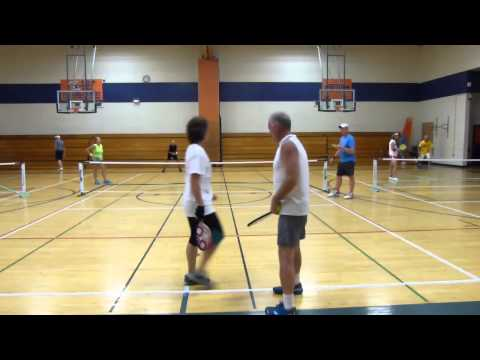 2015 Show Me State Games. Pickleball. Hines Rolling v Lincoln Geenen