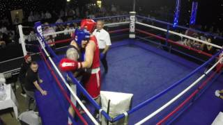 Ultra White Collar Boxing Leeds | Ring 1 Fight 13