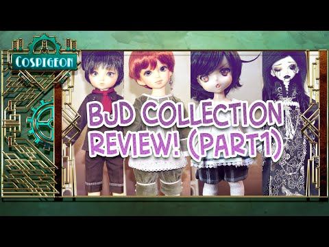 "ball-joint-doll-collection-review---my-""tiny""-sized-dolls-(yosd-bjd)"