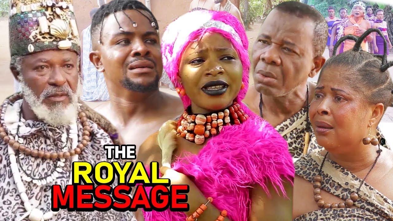 Download THE ROYAL MESSAGE SEASON 3&4 - UGEZU J UGEZU 2021 LATEST NOLLYWOOD EPIC MOVIE