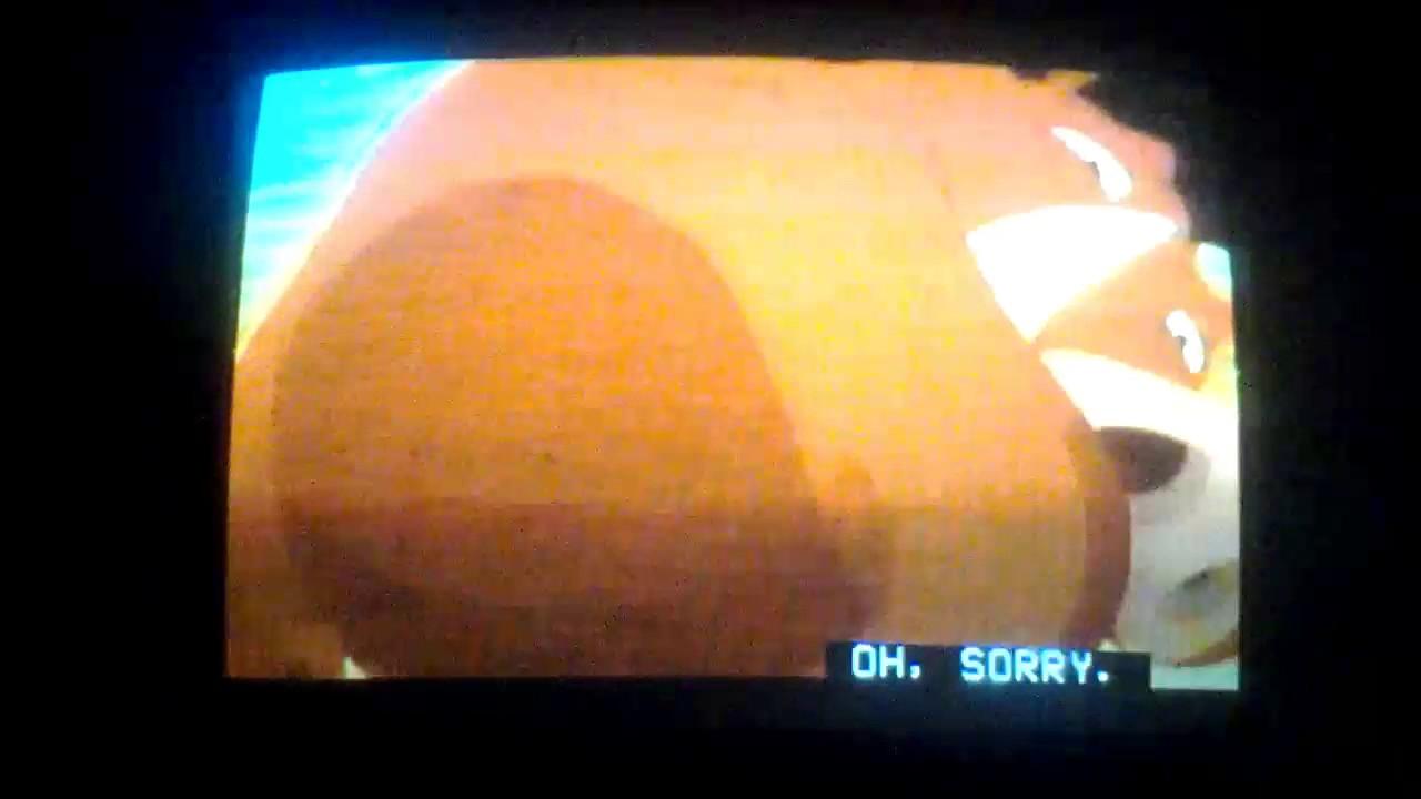 The Lion King 1 1 2 Wildebeest Stampede Waterfall Scene