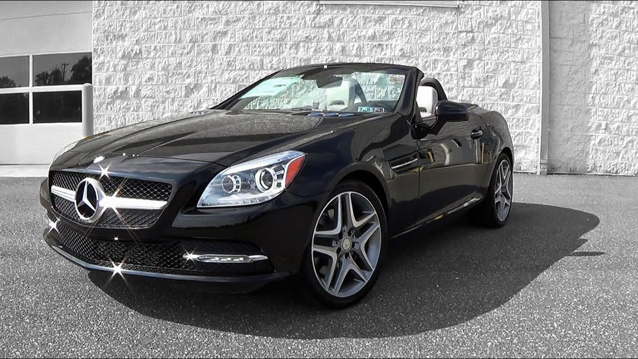 2016 mercedes benz slk300 review youtube
