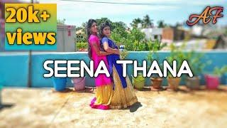Seena Thana / Vasool Raja MBBS / ft . Sherin / kamal Hassan / prabhu / Angelin Freeda