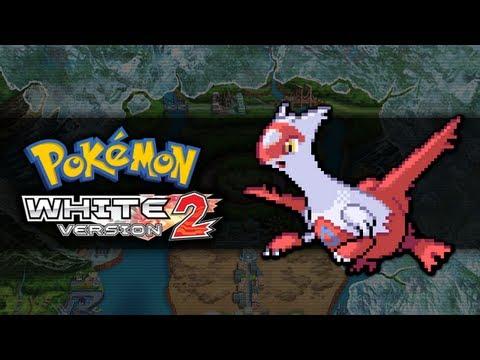 Pokemon White 2   How To Get Latias