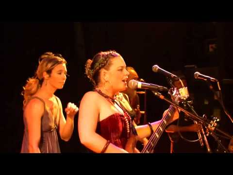 Fire In My Belly- Katie J White Live