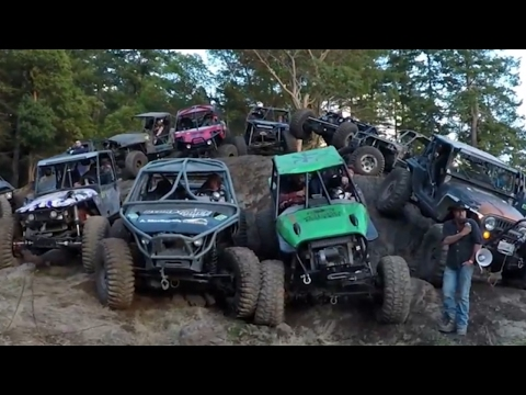 Island Cup 2016 Rockcrawling event Friday Night Full video