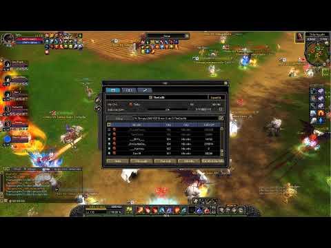 SRO 3JOB THANH LONG Map 110 H WAR G THE GIOI AO P1