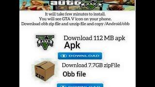 gta 5 download apk file