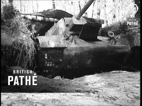 West Of Voronezh (1943)