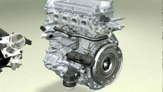 Funcionamento e Montagem do Motor Ford 16V